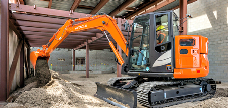 Introduction-Into-Two-Reduced-Tail-Swing-Hitachi-Excavators