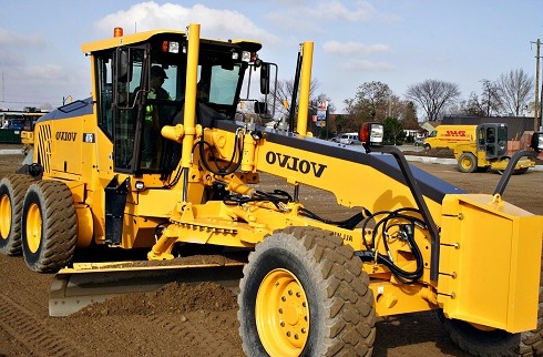 Introduction To Volvo's Grader Attachments