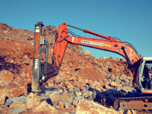 Introducing The Terminator Rock Breaker- The Most Powerful Rock breaker In The World