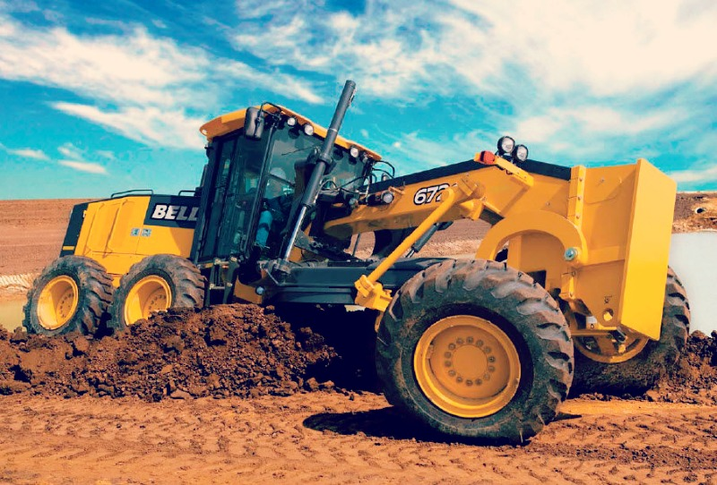 Introduction-To-A-Motor-Grader