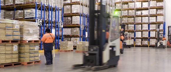 Warehouse Transport