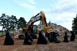 excavator-grab