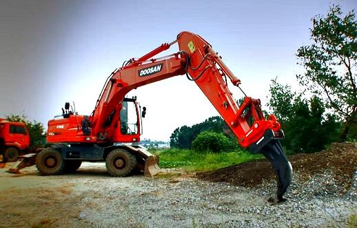 excavator-ripper