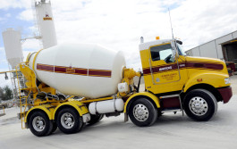 Concrete Trucks AU
