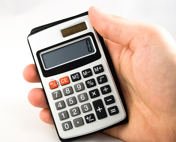 Basic Hand-Held Calculator