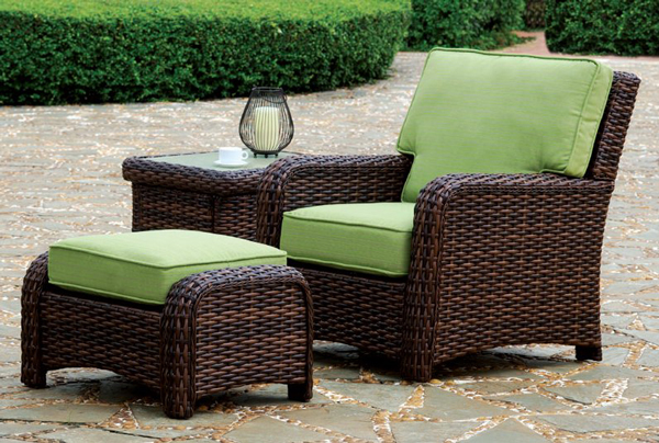 Introduction to Wicker Outdoor Furniture - Intro Into Blog