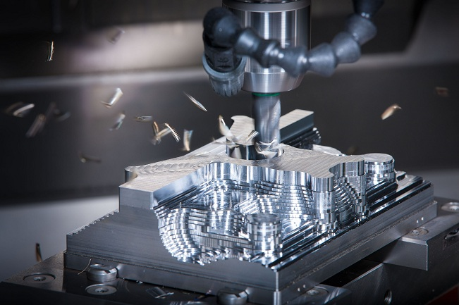 steel machining