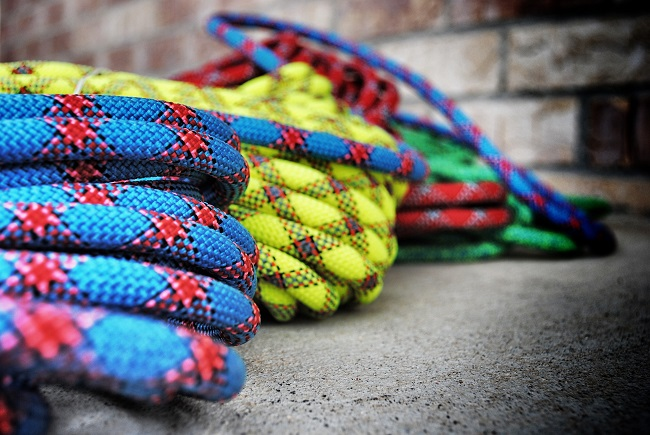 Rappelling Ropes