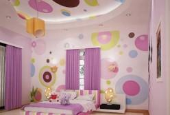 wallpaper pink bedroom