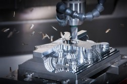 Machining Steel