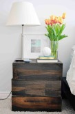 Nightstands bedside tables