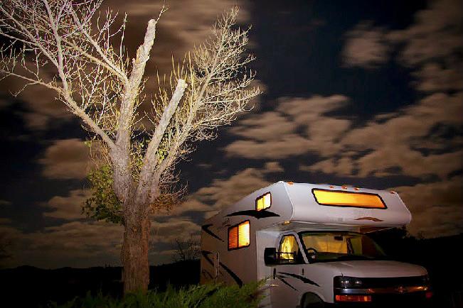 caravan-electrical