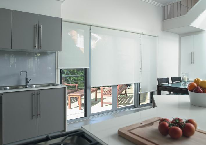 Intro Into Modern Roller Blinds