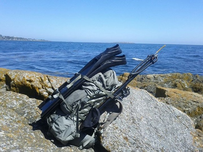 Spearfishing-Pack