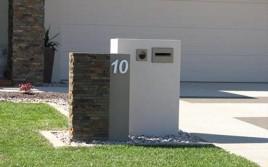 White-Letterbox