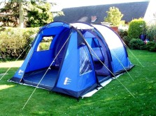 5 man family tent
