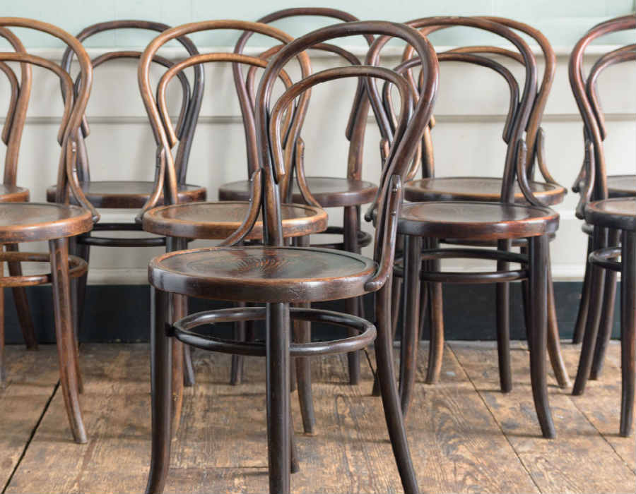 bentwood style chairs1