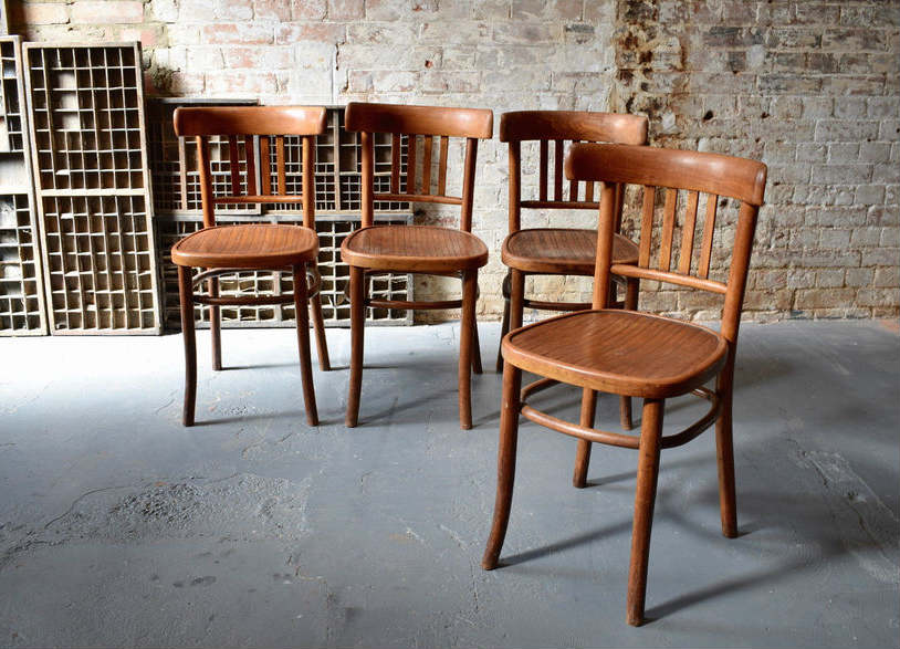 bentwood style chairs2