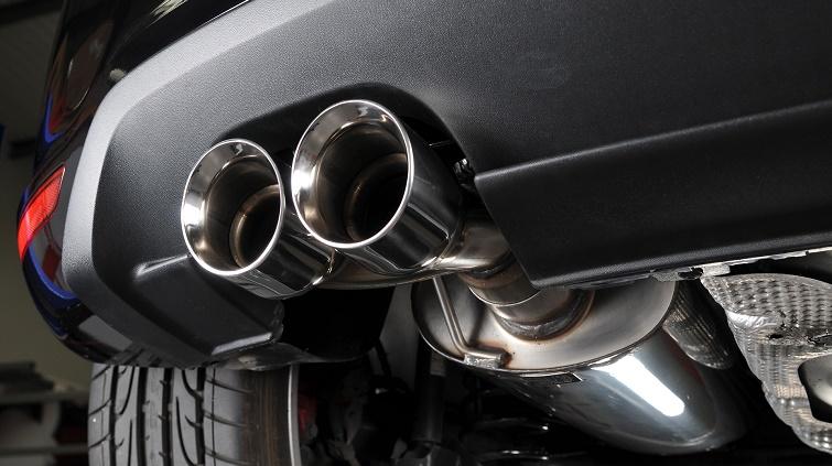 Exhaust tips
