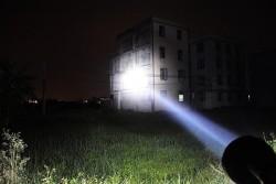 hand spotlight
