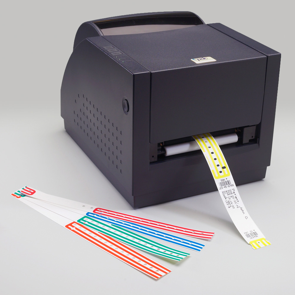 wristband printer