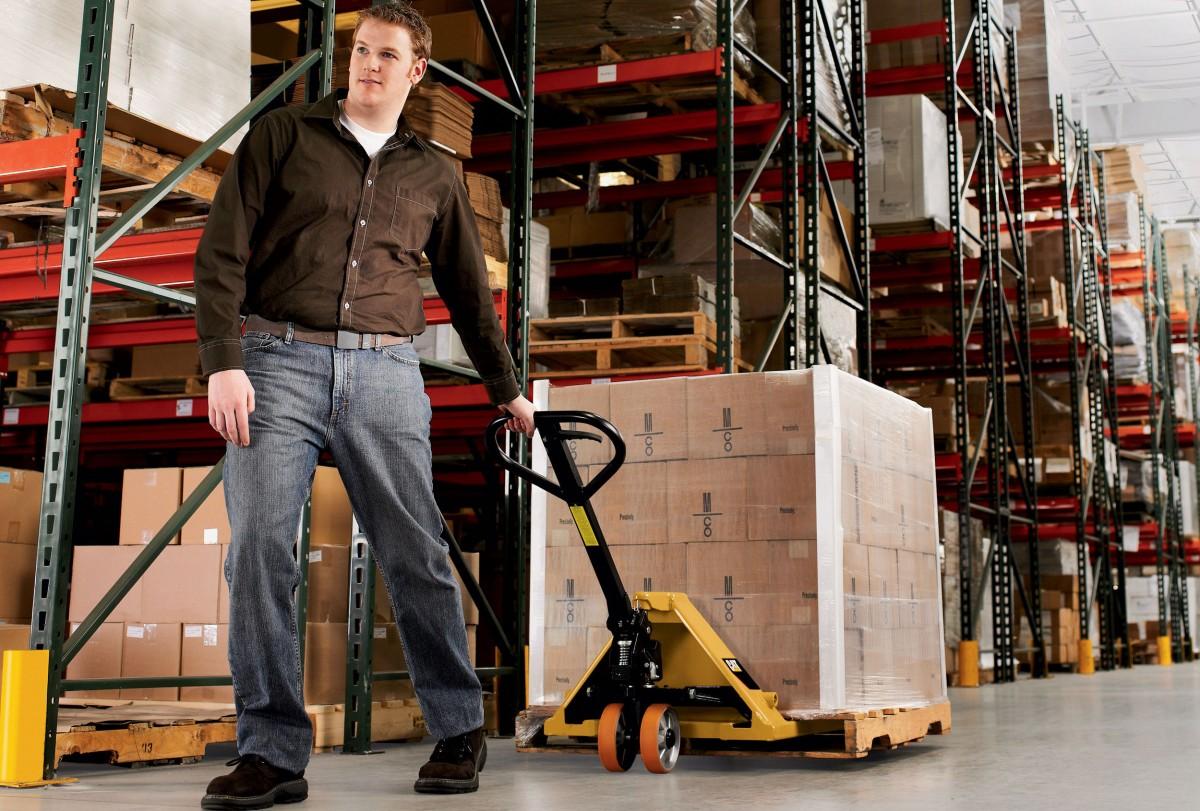 Гидравлические рохли для складов и предприятий