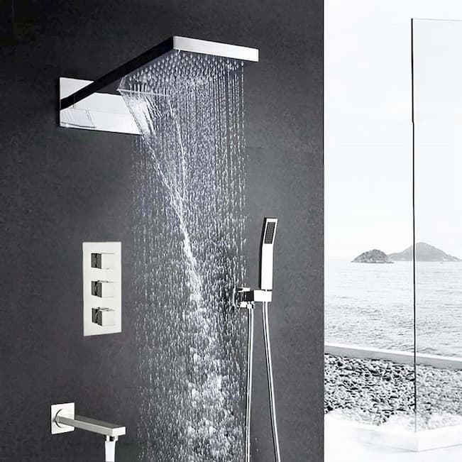 fixed-showerhead