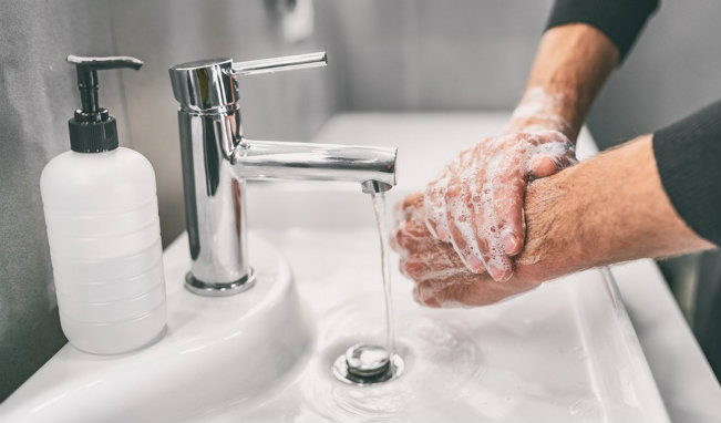 washing-hands Personal Care