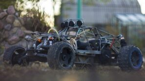 RC car model