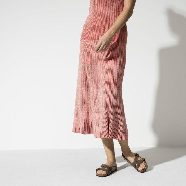 Yao Birkibuc Mocha Ladies Walking Sandals