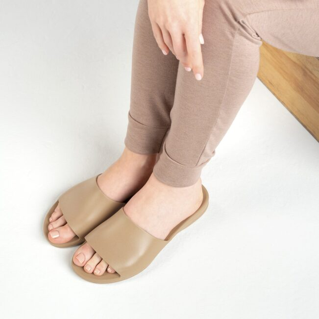 slide women sandals