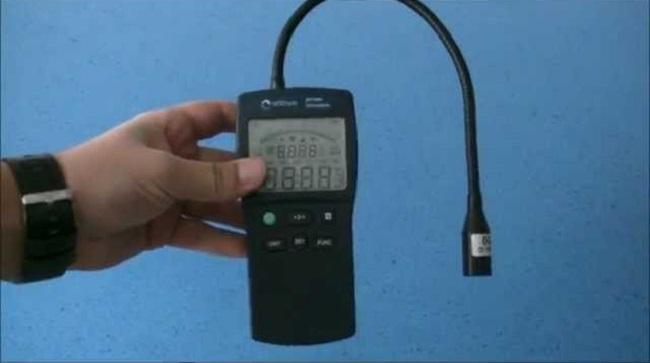 Seitron gas detector