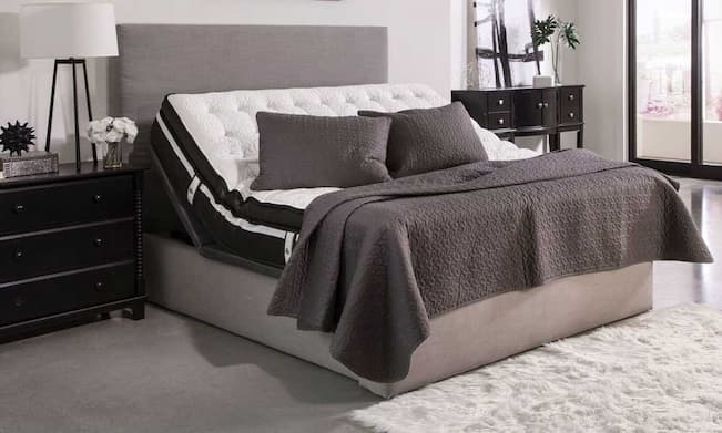 adjustable bed for bedroom
