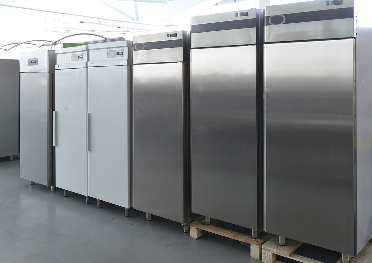 Commercial refrigerations