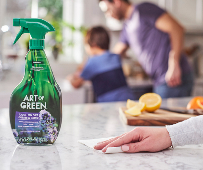 eco cleaning product