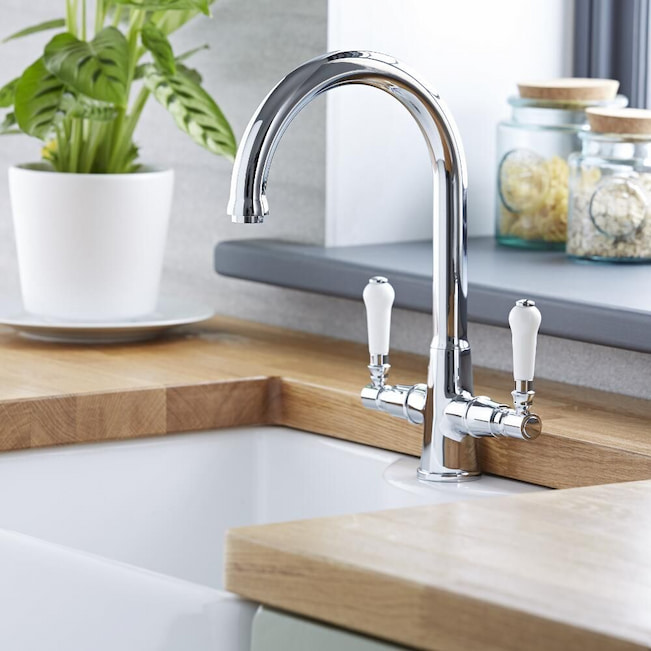 dual tap levers