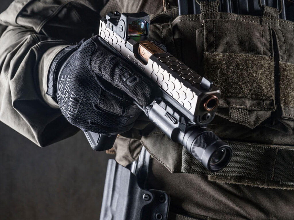 soldier tactical gloves