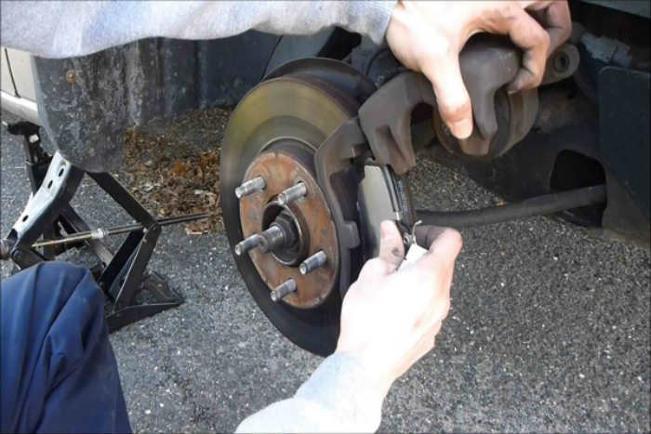 auto parts brake pads