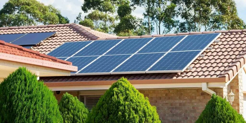 solar power off grid system