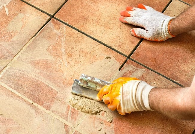 sanded-grout